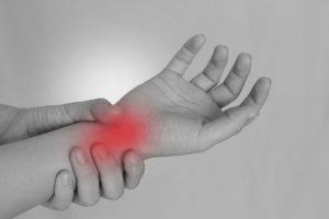 須賀川整体院、腱鞘炎、手首の痛み