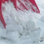 雪かきをしたあとは、このストレッチ!