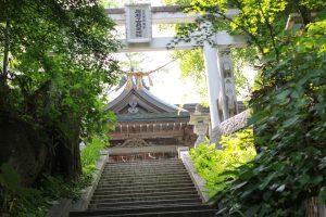 都々古和氣神社